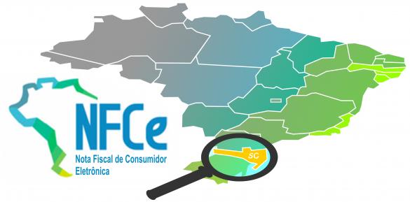 NFC-e em Santa Catarina